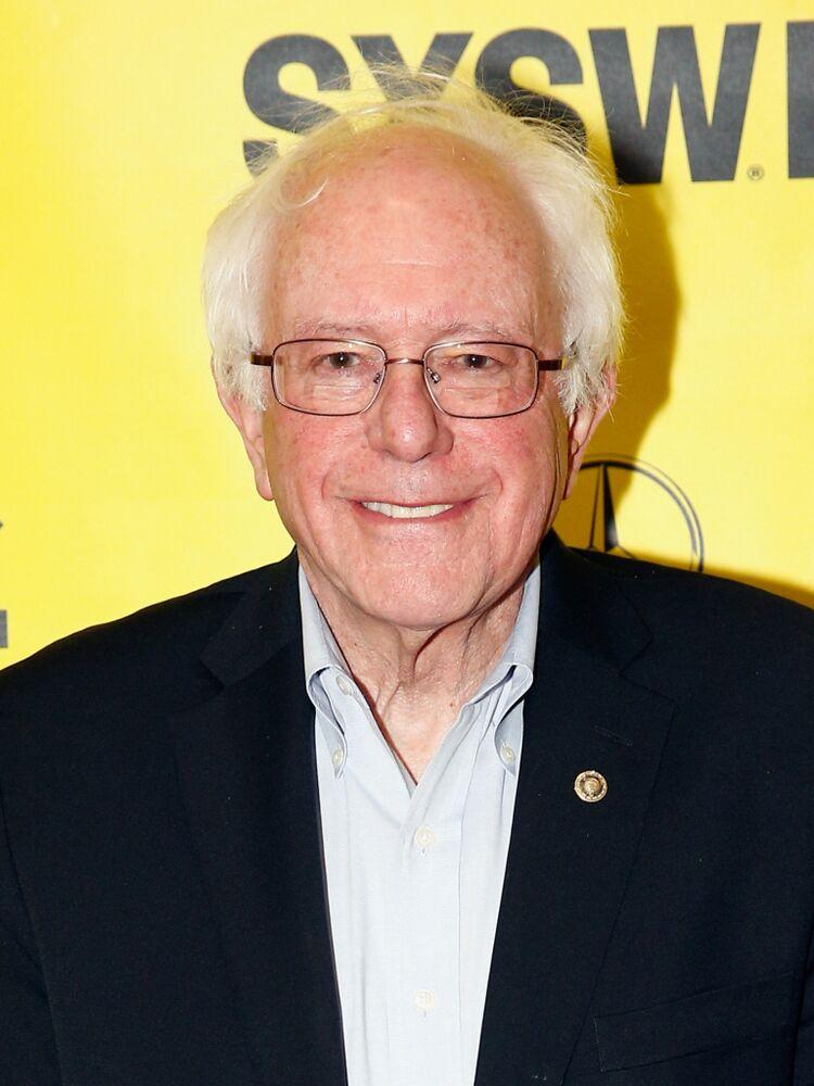 Sen. Bernie Sanders | Steve Rogers Photography/Getty Images for SXSW