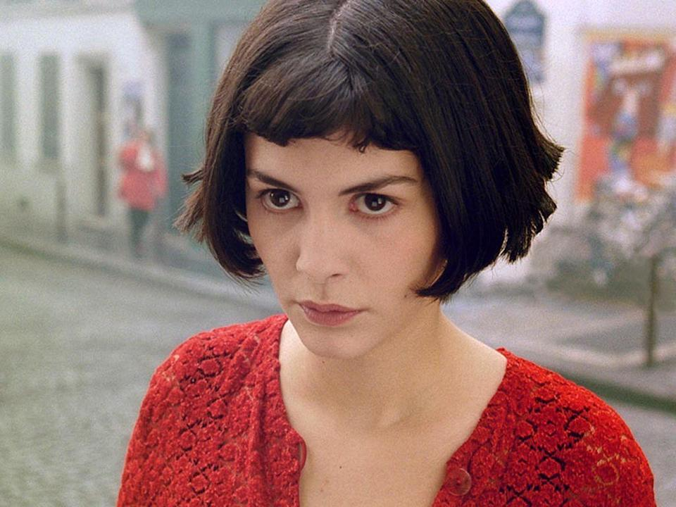 """<p>Paris is the City of Love, and <em>Amelie </em>is an ode to all the love stories that take place within it. Amelie (Audrey Tatou) is a shy waitress who likes inserting herself into other people's lives with notes, and coy schemes. Eventually, she meets someone who helps bring her out of her imagination, and into the real world. </p><p><a class=""""link rapid-noclick-resp"""" href=""""https://www.amazon.com/Amelie-English-Subtitled-Audrey-Tautou/dp/B006LXQID8?tag=syn-yahoo-20&ascsubtag=%5Bartid%7C10072.g.33383086%5Bsrc%7Cyahoo-us"""" rel=""""nofollow noopener"""" target=""""_blank"""" data-ylk=""""slk:Watch Now"""">Watch Now</a></p>"""
