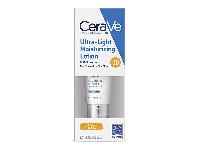 CeraVe Face Moisturizer with SPF 30. (Photo: Amazon)