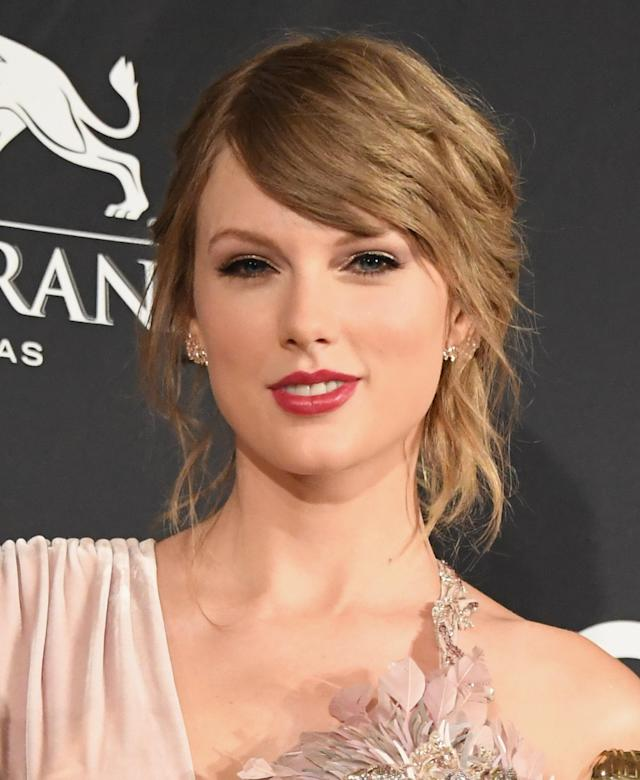 Trent Reznor has slammed Taylor Swift for staying silent on important issues. (Photo: Jon Kopaloff/FilmMagic)
