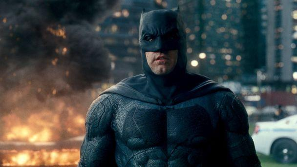 PHOTO: Ben Affleck as Batman in a scene from 'Justice League.' (Warner Bros.)