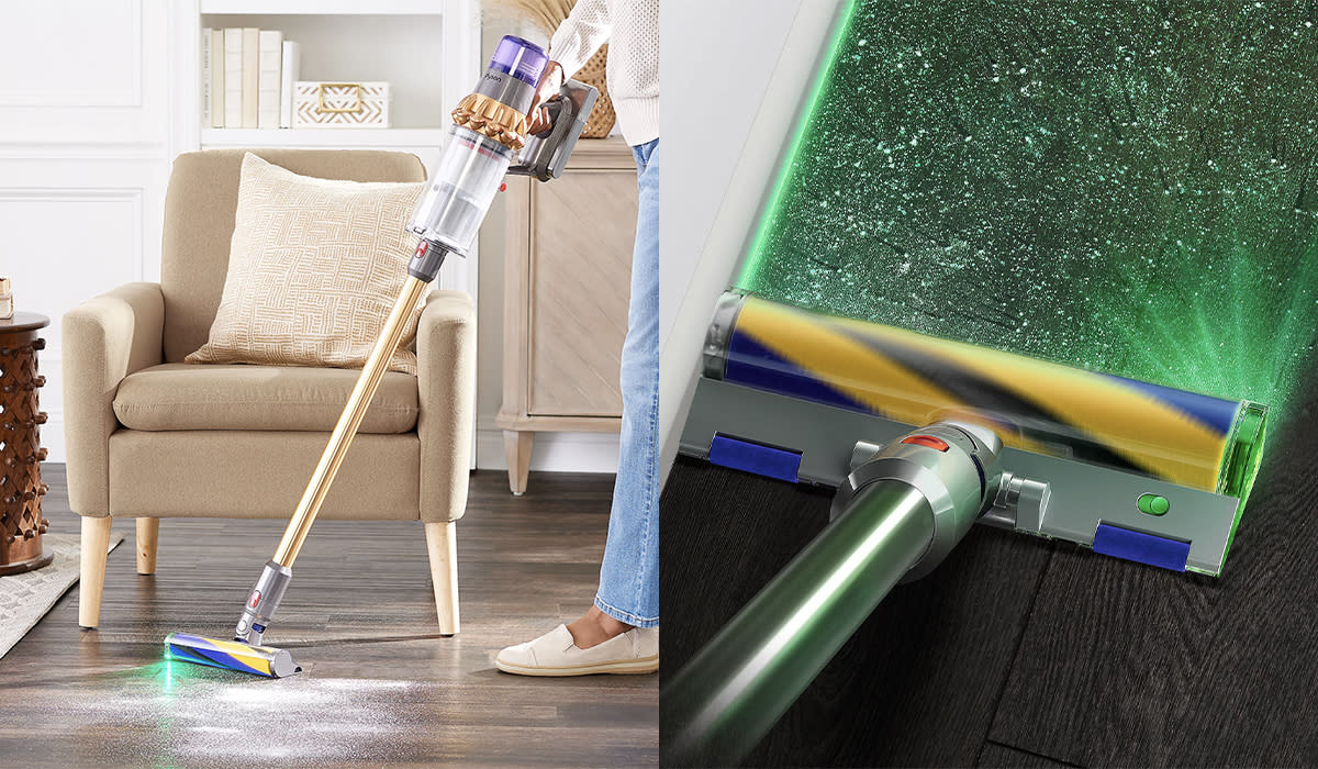Dust doesn't stand a chance. (Photo: QVC)