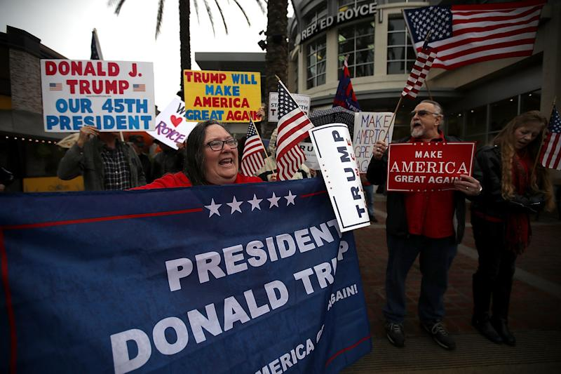Meet the Tea Partiers Behind the Rallies for President Trump Around the U.S.