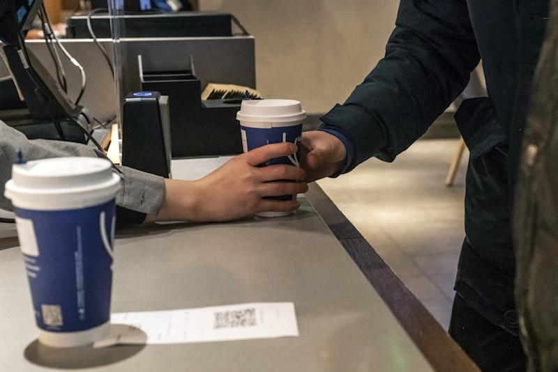 Luckin Coffee Burns Investors With 39% Plunge