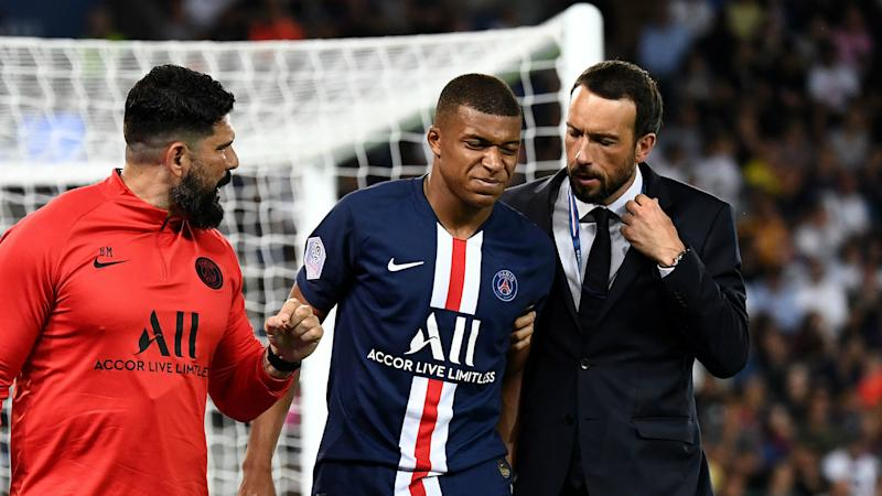 Tuchel unsure over Mbappe and Cavani injuries but wants to keep Neymar