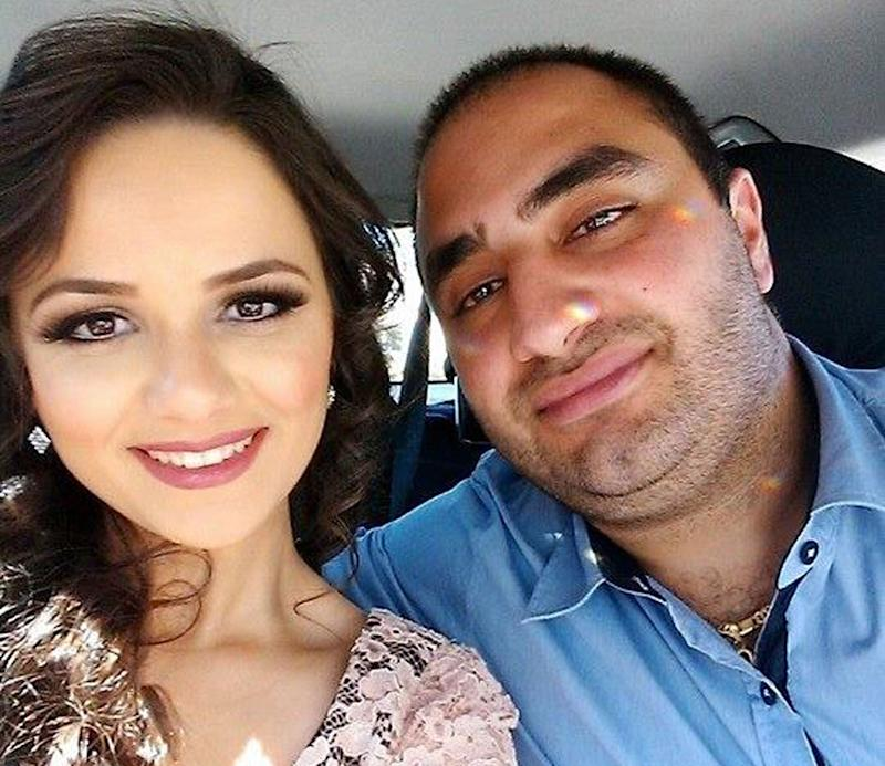 Joseph and Francheska Bechara got married on October 7 before heading to the New York for their honeymoon. On the second day of their trip Ms Bechara suffered a stroke. Source: Facebook/ Joseph Bechara