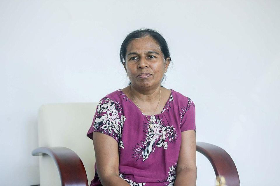 Perak Dementia Society chairman Prof Dr Esther Ebenezer says 40 per cent of dementia caregivers suffer from stress as a result of taking care of their loved ones. — Picture by Farhan Najib