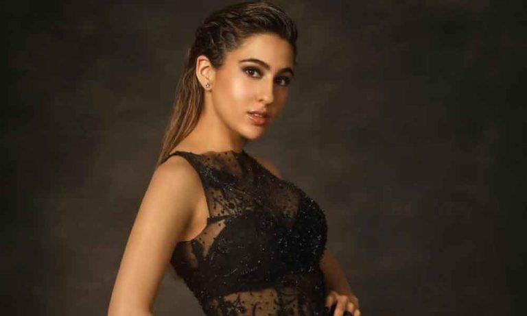 """If not acting then I would be a lawyer or a politician,"" says Sara Ali Khan"