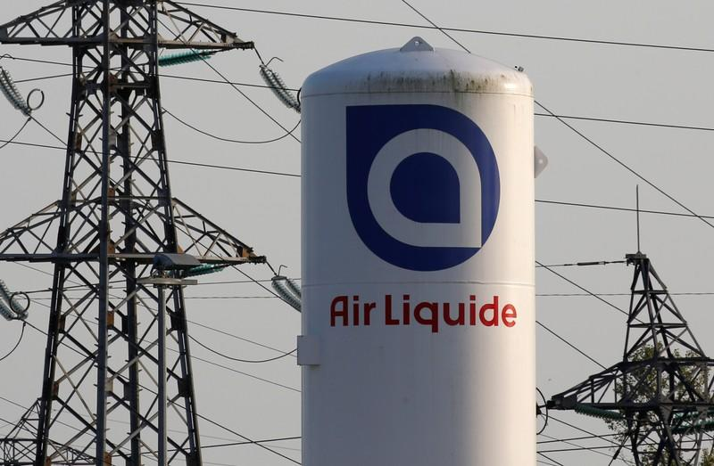 French group Air Liquide confirms possible sale of German unit Schuelke