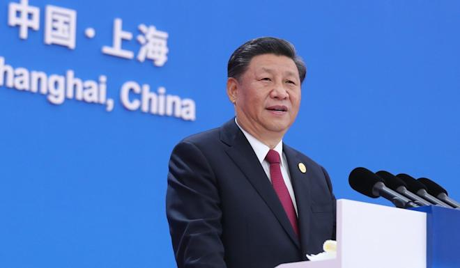 Chinese President Xi Jinping continues with his theme of multilateralism in trade. Photo: Xinhua
