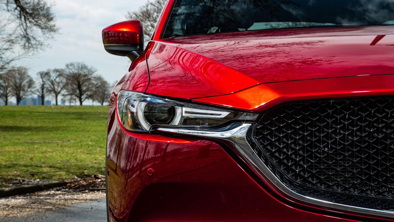 """<p>Mazda has few obvious problems, but if prodded to highlight some, we'd cite weak brand recognition in the United States and a shortage of fun paint colors, particularly for the MX-5 Miata. If that sounds as if we're reaching, well, we are. The automaker's products are so uniformly likable that finding things to gripe about takes some pedantic effort. Mazda is also pushing hurriedly upmarket, a development that is as easily seen through the lens of <a href=""""https://www.caranddriver.com/mazda/cx-5"""" target=""""_blank"""">the CX-5 crossover</a> as it is in any of Mazda's recent products.</p>"""