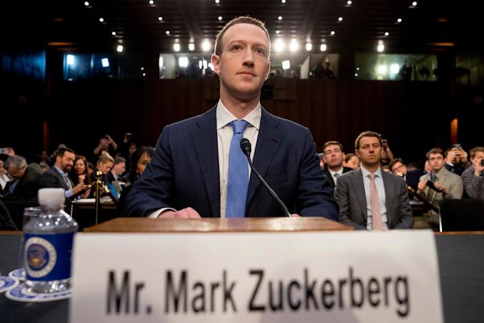 """""""Lawmakers often tell me we have too much power over speech,"""" Facebook CEO Mark Zuckerberg said recently, """"and frankly I agree."""""""