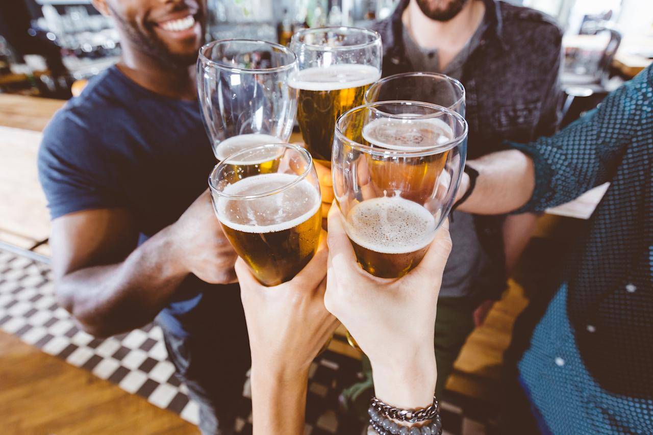 Whether you prefer lager or a pale ale could say something about your personality according to new research.