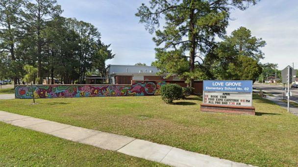 PHOTO: Love Grove Elementary School in Jacksonville, Florida is seen here. (Google)