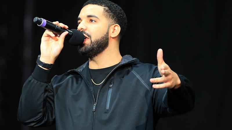 Drake had to check a guy who was getting too handsy with a woman during his show in Sydney on Tuesday.
