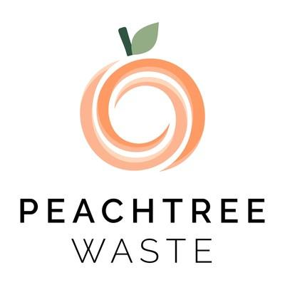 Peachtree Waste unveiled a new logo, along with a new website, in coordination with its rebrand.