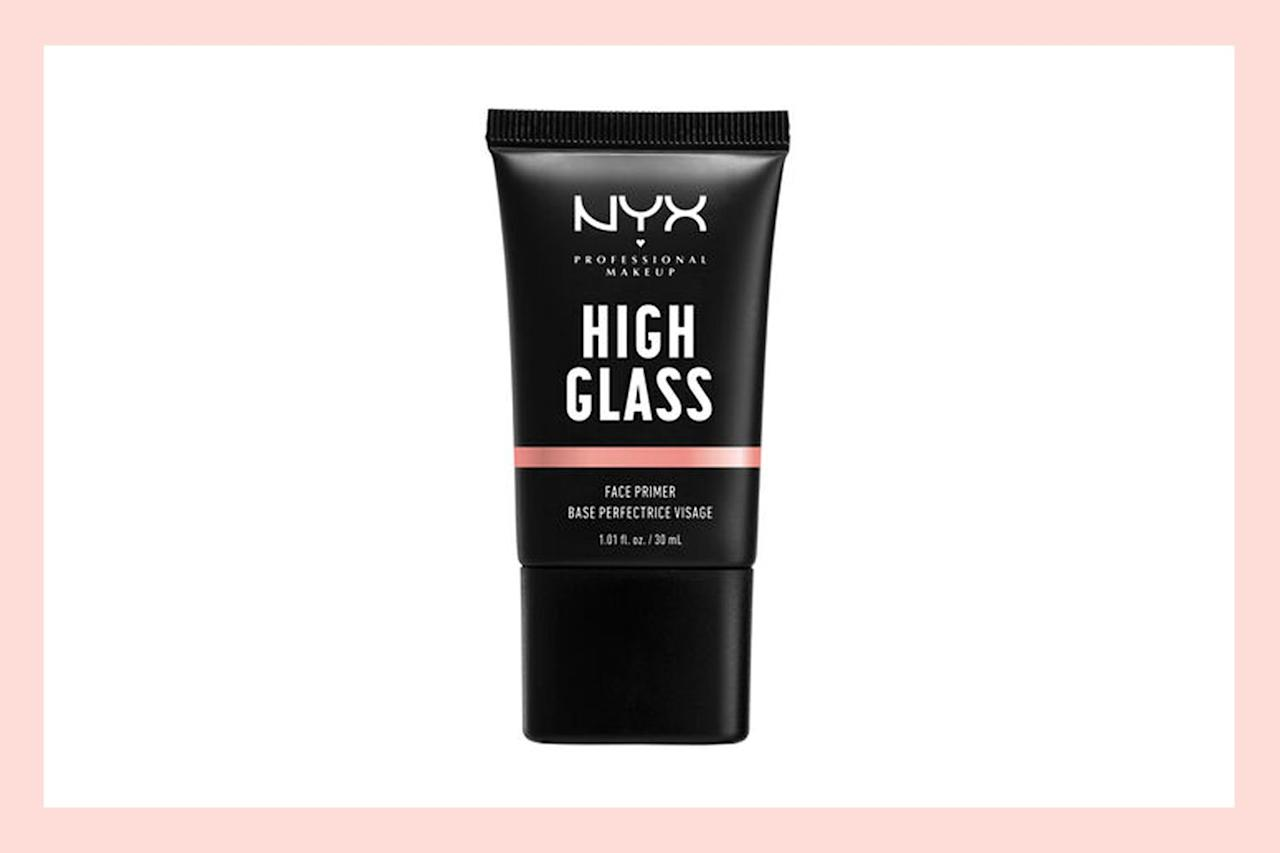 """<p><strong>NYX Professional Makeup</strong></p><p>nyxcosmetics.com</p><p><strong>$17.00</strong></p><p><a href=""""https://go.redirectingat.com?id=74968X1596630&url=https%3A%2F%2Fwww.nyxcosmetics.com%2Fface%2Fprimer%2Fhigh-glass-face-primer%2FNYX_799.html&sref=http%3A%2F%2Fwww.cosmopolitan.com%2Fstyle-beauty%2Fbeauty%2Fg30782558%2Fwait-you-need-this-02-07-20%2F"""" target=""""_blank"""">Shop Now</a></p><p>K so the whole glass-skin trend is...not easy to copy, despite how simple it looks. Like, slathering my <a href=""""https://www.cosmopolitan.com/style-beauty/beauty/g25456501/best-face-oil/"""" target=""""_blank"""">face in oils</a> and <a href=""""https://www.cosmopolitan.com/style-beauty/beauty/g28966753/liquid-highlighter-makeup/"""" target=""""_blank"""">liquid highlighter</a> makes me look like a greasy disco ball, not a dewy little angel. But this primer has a slight iridescence that <strong>makes my face look naturally glow-y and fresh</strong>, even under a heavier foundation, so it legit looks like I'm not wearing makeup at all. Just smooth it on, wait a few minutes, and add your foundation/tinted moisturizer/BB cream on top.<br></p><p>✨ <em><a href=""""https://www.cosmopolitan.com/author/10200/chloe-metzger/"""" target=""""_blank"""">Chloe Metzger, senior beauty editor</a></em></p>"""