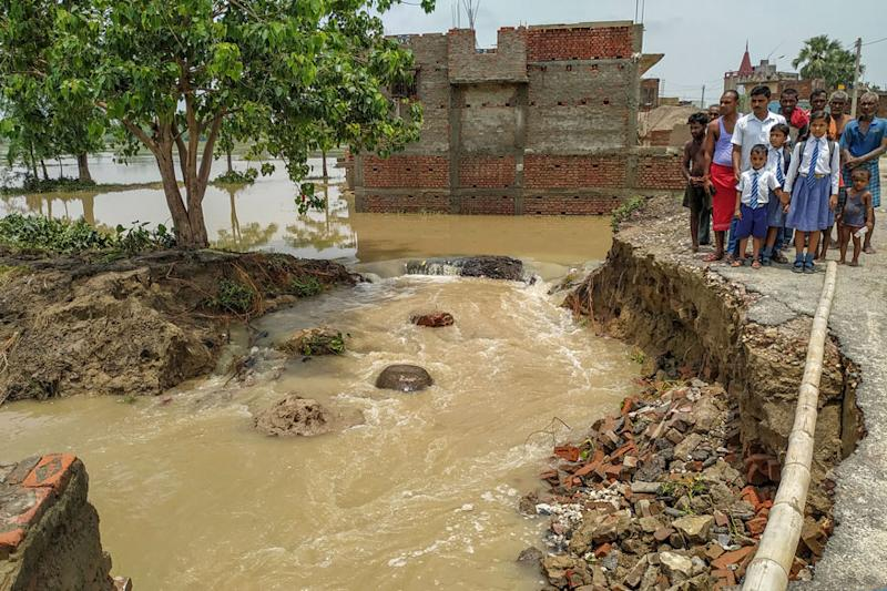 Bihar Floods Death Toll Reaches 67, Water Levels Recede But More Areas Affected