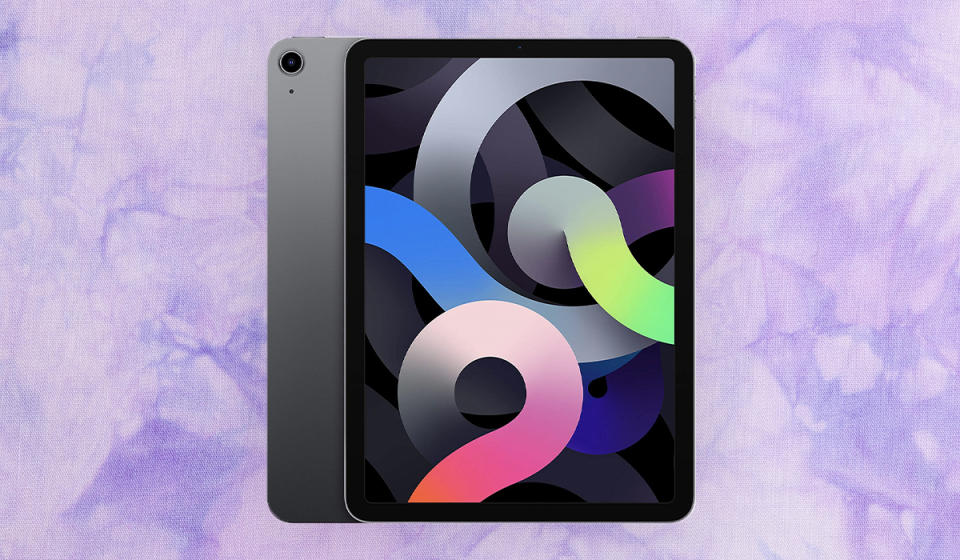 Get a brand new iPad for $60 off. (Photo: Amazon)