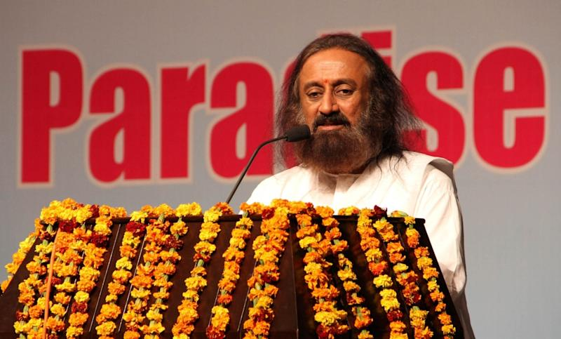 Yamuna floodplains case: Sri Sri Ravi Shankar slams NGT for calling AOL 'irresponsible'