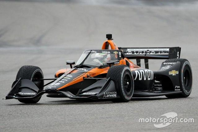 "Patricio O'Ward, Arrow McLaren SP Chevrolet <span class=""copyright"">IndyCar Series</span>"