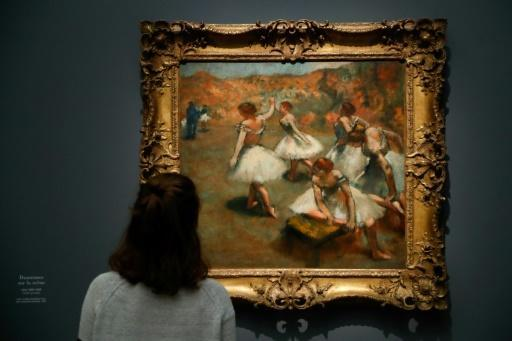 "Degas created ""his own Opera... through the filter of memory and his imagination"", according to the former head of the Louvre and Musee d'Orsay in Paris"
