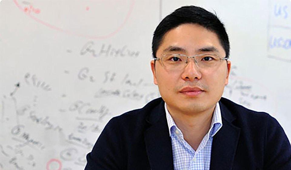 Tony Wang is a co-founder of Agora, a real-time technology company headquartered in both Shanghai and Silicon Valley. Photo: Agora