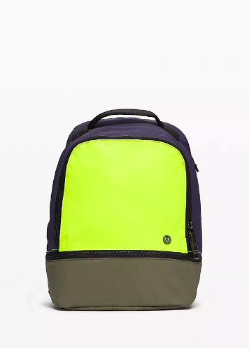 City Adventurer Backpack Mini 10L (Photo via Lululemon)