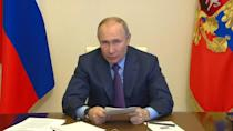 Putin slams 'strange' EU remarks on Sputnik V jab
