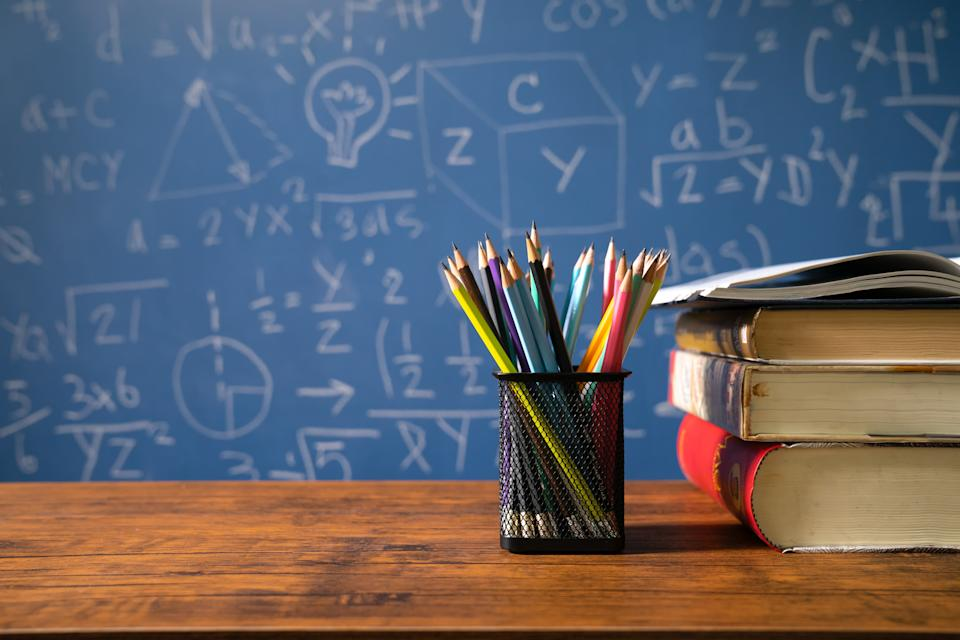 While many teachers have expressed concern about their own health risks, several think it's important for kids to get back to a school environment. (Photo: Getty Creative)