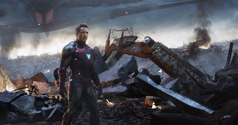 Tony Stark (Robert Downey Jr.) was one of the biggest casualties of 'Avengers: Endgame' (Photo: Walt Disney Studios Motion Pictures / © Marvel Studios / courtesy Everett Collection)