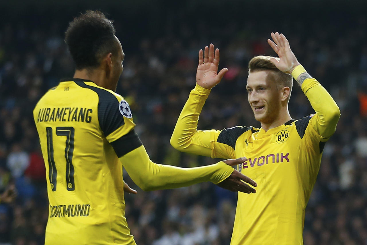 Real Madrid and Borussia Dortmund deliver fireworks in 2-2 tie in supposedly meaningless game