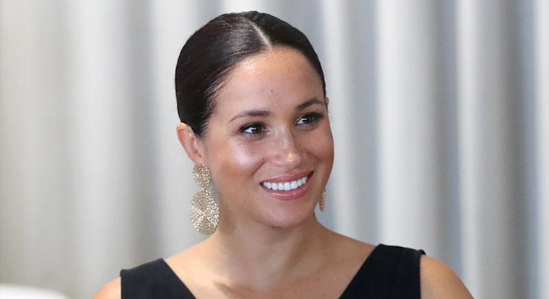 Affordable brand worn by Meghan Markle has a winter sale on. [Photo: Getty]