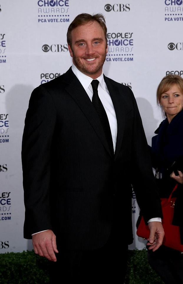 """<a href=""""/jay-mohr/contributor/32094"""">Jay Mohr</a> arrives at the 35th Annual People's Choice Awards held at the Shrine Auditorium on January 7, 2009 in Los Angeles, California."""