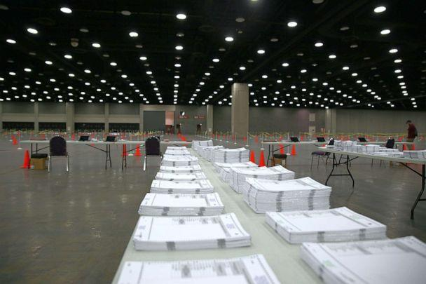 PHOTO: The Kentucky Expo Center which is the polling site for Jefferson County, Ky. (Jefferson County Clerk's office)