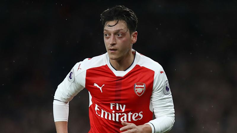Why always me? Ozil claims he's the Arsenal scapegoat