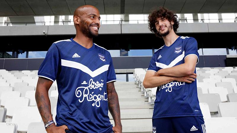 Girondins Bordeaux Home Kit 2020/21
