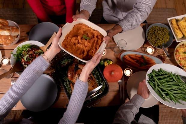 'Circuit breaker' restrictions are coming to New Brunswick this Thanksgiving, banning gatherings outside of single households across the province, and adding restrictions that will last at least two weeks in three zones.  (Shutterstock/wavebreakmedia - image credit)