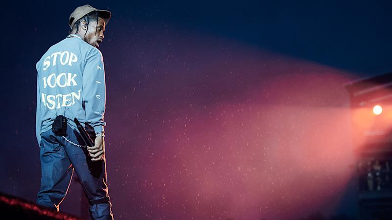 Travis Scott Announces Netflix Special 'Look Mom I Can Fly'