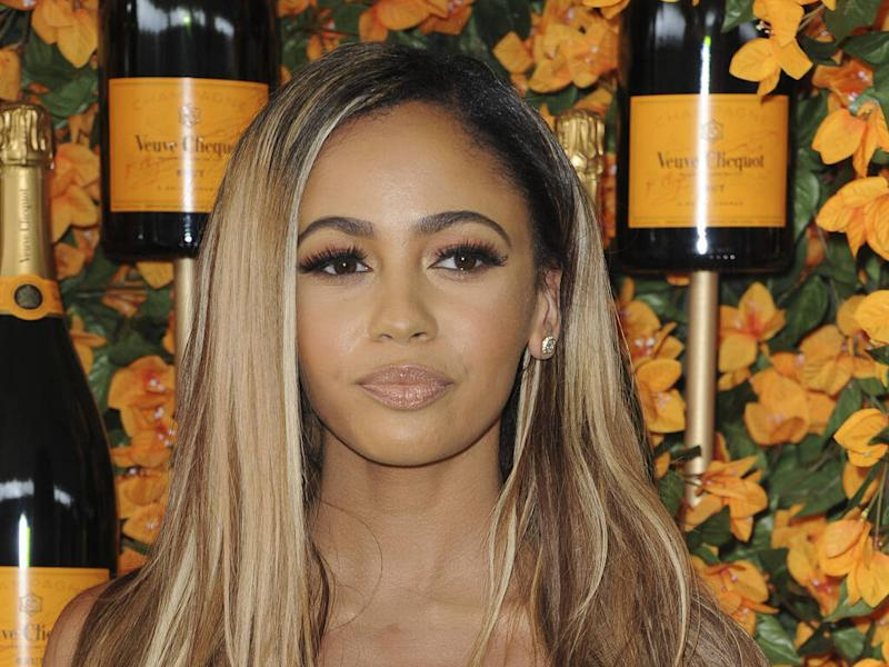 Vanessa Morgan's husband filed for divorce a month before new baby reveal