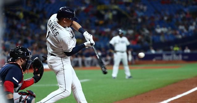 Rays 5 Red Sox 4: Willy Adames, man of the hour