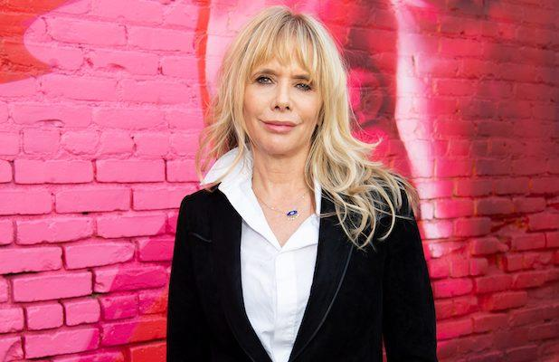 Rosanna Arquette Takes Twitter Account Private After Confessing
