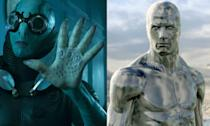 <p>Doug Jones played Abe Sapien in Guillermo del Toro's Hellboy movies as well as the Silver Surfer in the Fantastic Four sequel. </p>