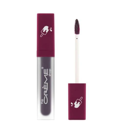 <p>Just as its name suggests, <span>The Cremé Shop Lip Juice Stain in Eternally Grapeful</span> ($10) has a juicy, water-based formula that stands up to its 12-hour claim. The color Eternally Grapeful is a deep-purple shade that makes your lips pop.</p>