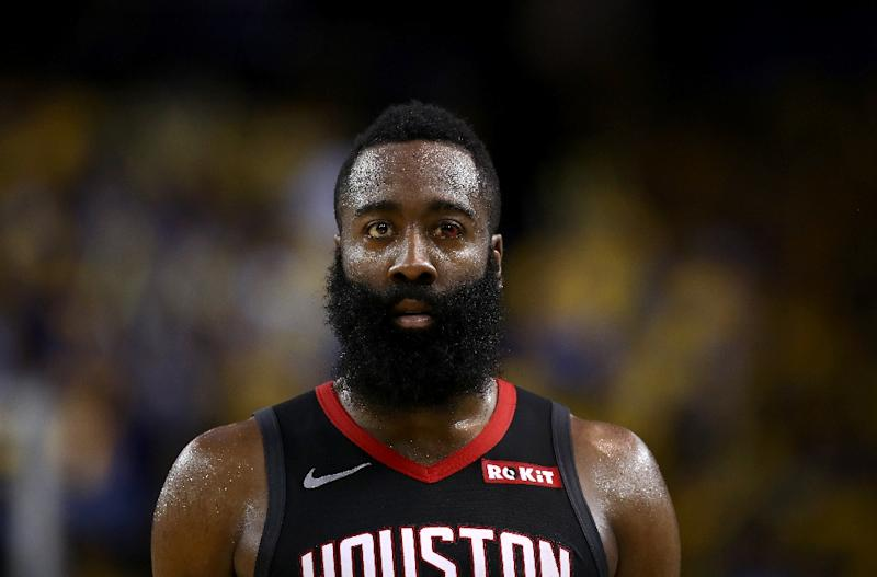 Houston Rockets star James Harden the NBA scoring champion was among 20 players named by USA Basketball on Monday to its national team training camp in August for the Basketball World Cup in China