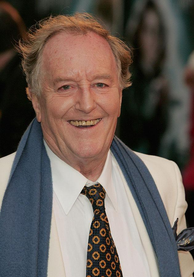 Harry Potter star Robert Hardy has passed away. Source: Getty