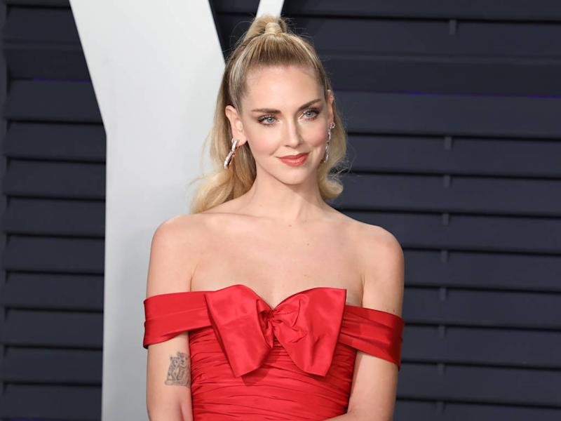 39aa7274 Chiara Ferragni unveils debut cosmetics collection for Lancome