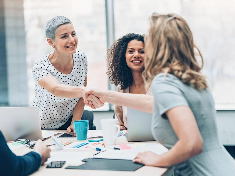 Around 32 per cent of board positions at FTSE 1000 firms are currently held by women: iStock