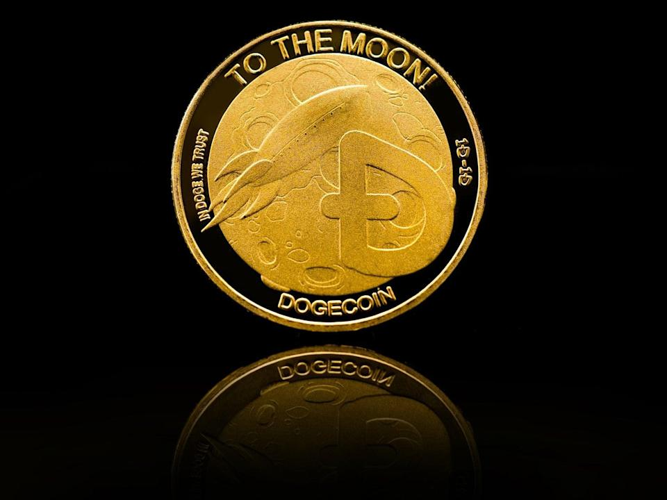 Elon Musk wants dogecoin to become the 'currency of Earth', but it faces several major obstacles (Getty Images)
