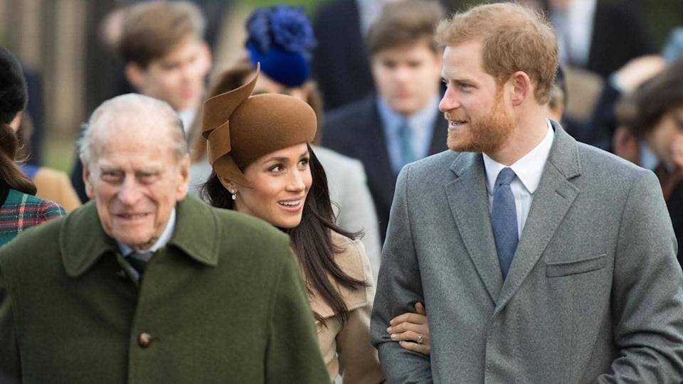 Prince Harry to attend Prince Philip
